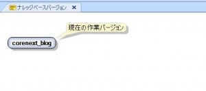 バージョン画面